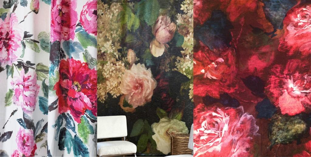 Textiles Fleurs 2015