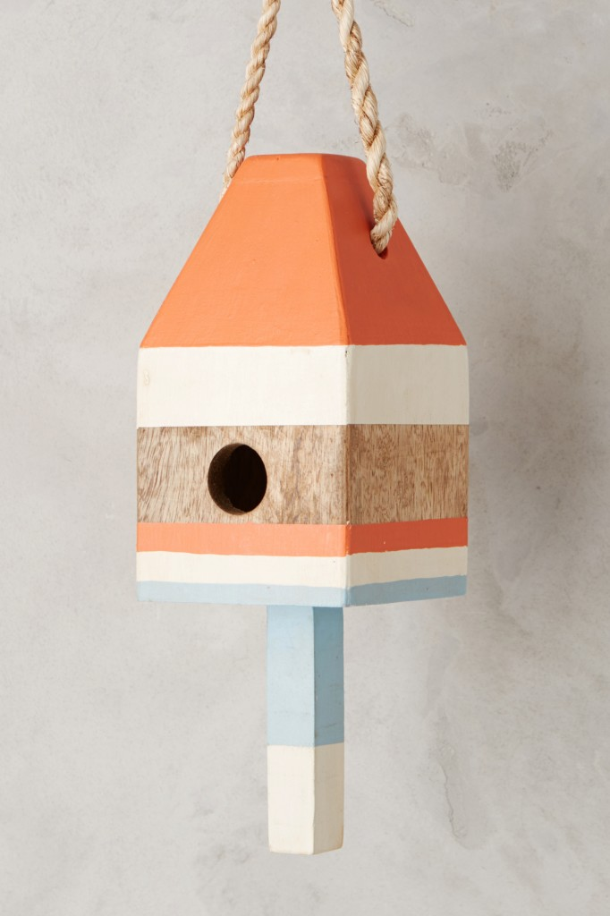 Buoy Birdhouse_£38