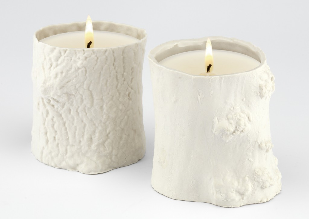 14 2 bougies tronc