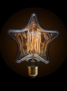 Ampoule a filament Star 1 ©Christophe Pradeau