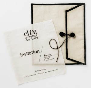 invitation chezlaurencedutilly