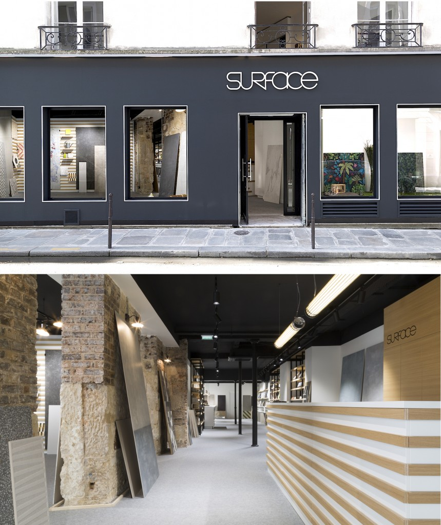 1 façade et perspective