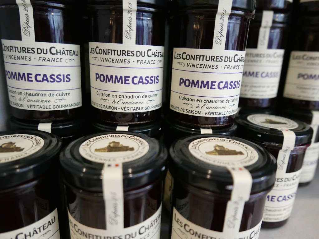 POMME CASSIS