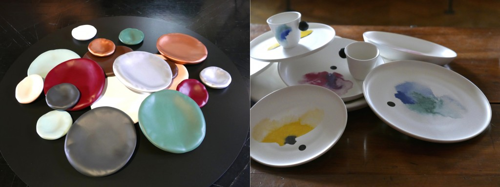 trompeloeil CANOVAP vaisselles