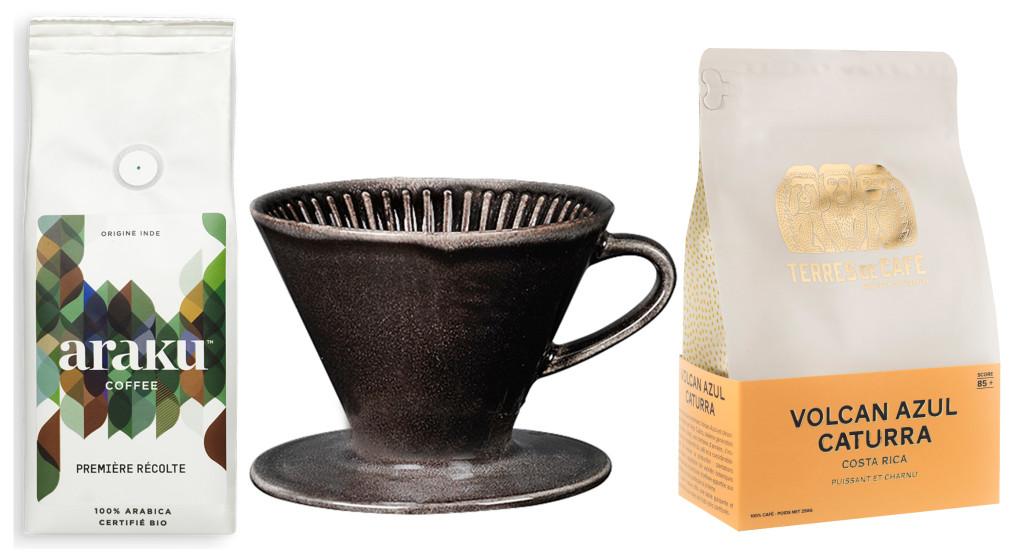 ARAKU BROSTE TERRES DE CAFE