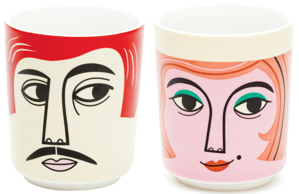 HOME BENSIMON MUGS