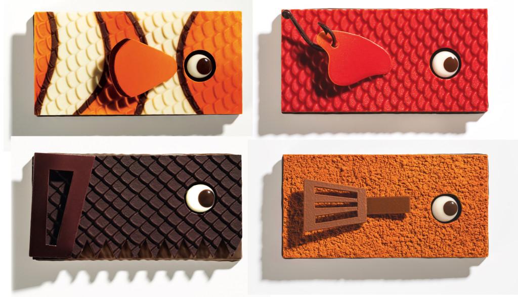 Poissons La Maison du Chocolat