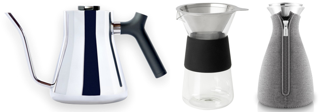 bouilloire cafetiere thermos