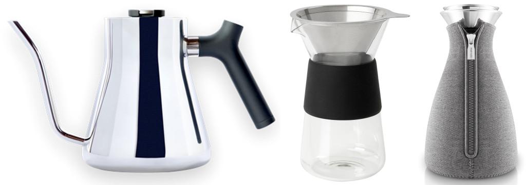 bouilloire cafetiere thermos